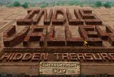 Играть Долина Инд - найди спрятанное сокровище онлайн флеш игра для детей