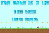 Играть Торт домашний и вкусный, лжет! онлайн флеш игра для детей