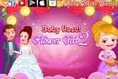 Играть Малышка Хейзел: Цветочница 2 онлайн флеш игра для детей