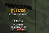 Играть Пограничная защита - опять нападение онлайн флеш игра для детей