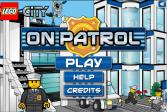 Играть Лего Сити - Патруль: Супер Хироус онлайн флеш игра для детей