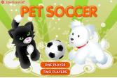 Играть Чемпионат Мира: Футбол Домашних Питомцев онлайн флеш игра для детей