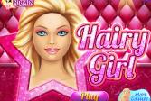 Играть Волосатая Девушка в Салоне Красоты онлайн флеш игра для детей