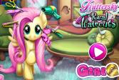 Играть Парикмахерская Май Литл Пони онлайн флеш игра для детей
