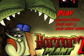 Играть Страшное Растение 2 онлайн флеш игра для детей
