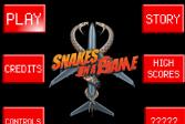 Играть Змеи на самолете онлайн флеш игра для детей