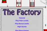Играть Фабрика онлайн флеш игра для детей