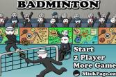 Играть Бадминтон онлайн флеш игра для детей