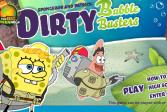 Играть Губка Боб и Патрик: Грязные охотники за пузырями онлайн флеш игра для детей