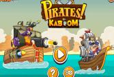 Играть Атака пиратов онлайн флеш игра для детей