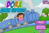 Играть Экспресс Доры онлайн флеш игра для детей