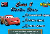 Играть Тачки 2 скрытые звезды онлайн флеш игра для детей