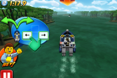 Играть Лего полиция онлайн флеш игра для детей