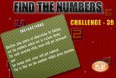 Играть Поиск цифр онлайн флеш игра для детей
