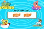 Играть Губка Боб Морской бой онлайн флеш игра для детей