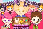 Играть Джонни и пончики онлайн флеш игра для детей