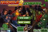 Играть Текила зомби 2 онлайн флеш игра для детей