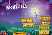 Играть Светлячки онлайн флеш игра для детей