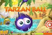 Играть Шарик Тарзан онлайн флеш игра для детей