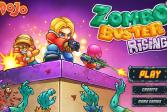 Играть Стрелялки зомби онлайн флеш игра для детей