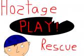 Играть Спасение заложников онлайн флеш игра для детей