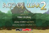 Играть Эпоха войны 2 онлайн флеш игра для детей