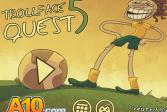 Играть Троллфейс квест 5: Кубок мира 2014 онлайн флеш игра для детей