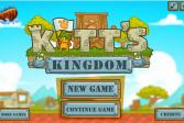 Играть Королевство котов онлайн флеш игра для детей
