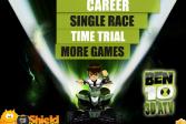 Играть Бен 10 ATV 3D онлайн флеш игра для детей