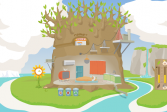 Играть Эко Эго онлайн флеш игра для детей
