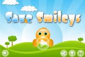 Играть Спасите смайлики онлайн флеш игра для детей