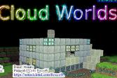 Играть Майнкрафт: Облачный мир онлайн флеш игра для детей
