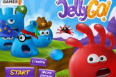 Играть Игра Желе, вперед! онлайн флеш игра для детей
