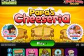 Играть Папа Луи: Сырная онлайн флеш игра для детей