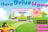 Играть Даша путешественница едет домой онлайн флеш игра для детей