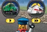 Играть Лего Дупло: Поезда онлайн флеш игра для детей