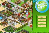 Играть Курортная империя онлайн флеш игра для детей