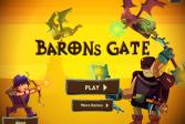 Играть Врата баронов 1 онлайн флеш игра для детей