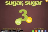 Играть Сахар сахар 3 онлайн флеш игра для детей