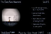 Играть Приключения веселых штанов онлайн флеш игра для детей
