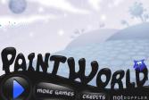 Играть Раскрась мир онлайн флеш игра для детей