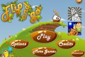 Играть Переверни и иди онлайн флеш игра для детей