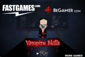 Играть Способности вампира онлайн флеш игра для детей