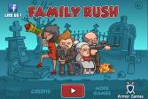 Играть Стремительная семья онлайн флеш игра для детей