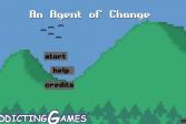 Играть Агент перемен онлайн флеш игра для детей