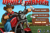Играть Фермер-гонщик онлайн флеш игра для детей