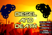 Играть Дизель и смерть онлайн флеш игра для детей