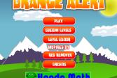 Играть Оранжевая тревога онлайн флеш игра для детей