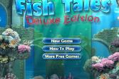 Играть Выпуск рыбных сказок Делюкс онлайн флеш игра для детей