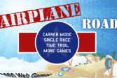 Играть Дорога для самолетов онлайн флеш игра для детей